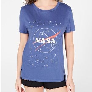 FREEZE nasa t shirt